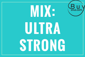 Ultra Strong Mix - Chewing Bags