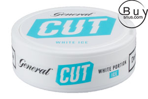 General CUT White Ice Chew