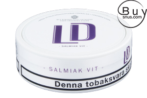 LD Salmiak White Portion