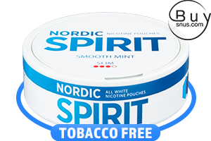 Nordic Spirit Mint Nicotine Pouches