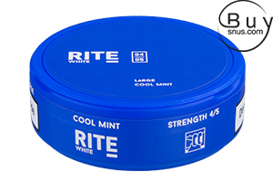 RITE Cool Mint White Large Chew
