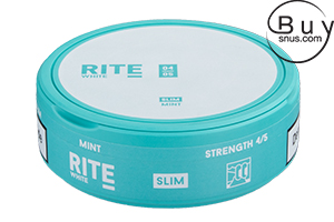 RITE Spear White Slim Chew