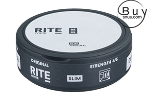 RITE Original White Slim Chew