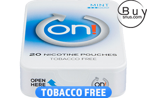 on! Mint 3 - Nicotine Pouches