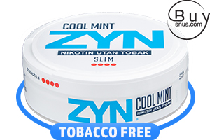 ZYN Slim Cool Mint ES Nicotine Pouches