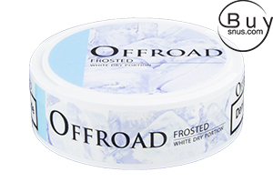 Offroad Frosted - White Dry