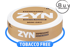 ZYN Espressino Mini Dry Nicotine Pouches