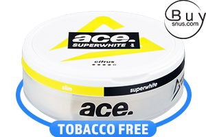 ACE Superwhite Citrus Slim