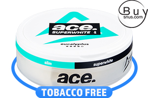 ACE Superwhite Eucalyptus Slim