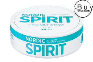 Nordic Spirit Spearmint Intense Nicopods