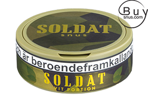 Soldat White Portion