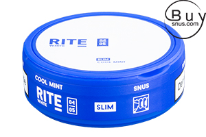 RITE Cool Mint White Slim Portion