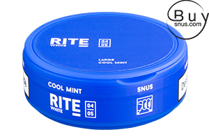 RITE Cool Mint White Large Portion
