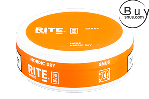 RITE Nordic Dry Large Portion