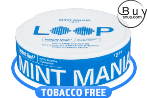 LOOP Mint Mania All White