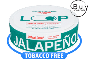 LOOP Jalapeno Lime Nicotine Pouches