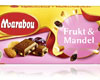 Marabou Milk Chocolate Fruit and Almond 200g