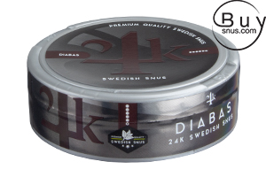 24K Diabas Extra Strong White Dry