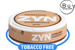 ZYN Mini Espressino 6mg Nicotine Pouches