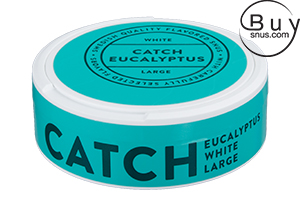 Catch White Eucalyptus Portion