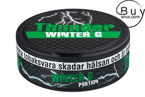 Thunder Winter G (Extra Strong)