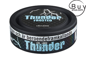 Thunder Frosted Lös