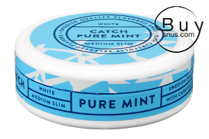 Catch Pure Mint - Vit Medium