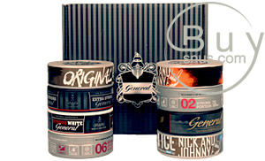 Swedish Match Tasting Kit Strong (8 cans)