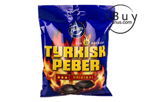 Turkisk Peppar 150 g