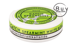 Catch White Spearmint Mini