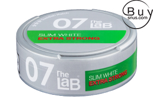 The LaB 07 Slim White Extra Strong