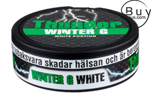 Thunder White Winter G (Extra Strong)