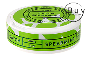 Catch White Spearmint Long Portion