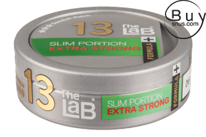 The LaB 13 Slim Portion Extra Strong Formula+