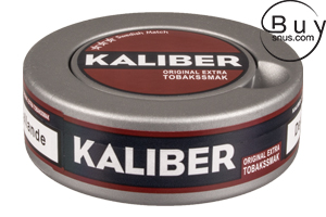 Kaliber Original Extra Tobakssmak Portion