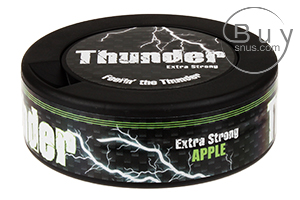 Thunder Apple Extra Strong Portion