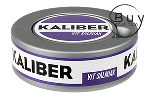 Kaliber White Salmiac Portion