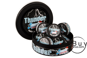 Thunder Frosted Christmas Edition Big Can