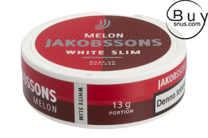 Jakobsson's Melon Strong Slim (White Dry)