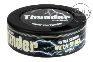 Thunder Nilla Shock LE Extra Strong Portion