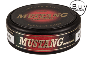 Mustang Original Portion