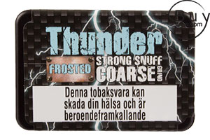Thunder Frosted Nasal Snuff