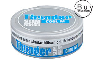 Thunder Slim White DRY Cool M