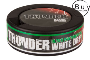 Thunder White DRY Ultra Wintergreen