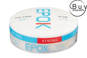 Epok Strong Ice Cool Mint Slim