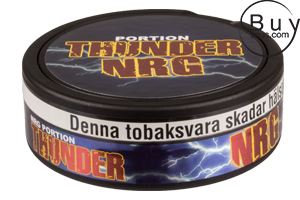 Thunder NRG Portion