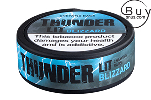 Thunder Ult Cool M Chewing Bags