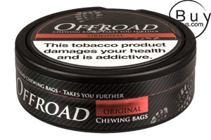 Offroad Original Chewing Bags