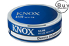 Knox Slim Blue White