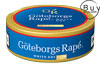 Göteborgs Rapé White Dry Slim Chewing Bags